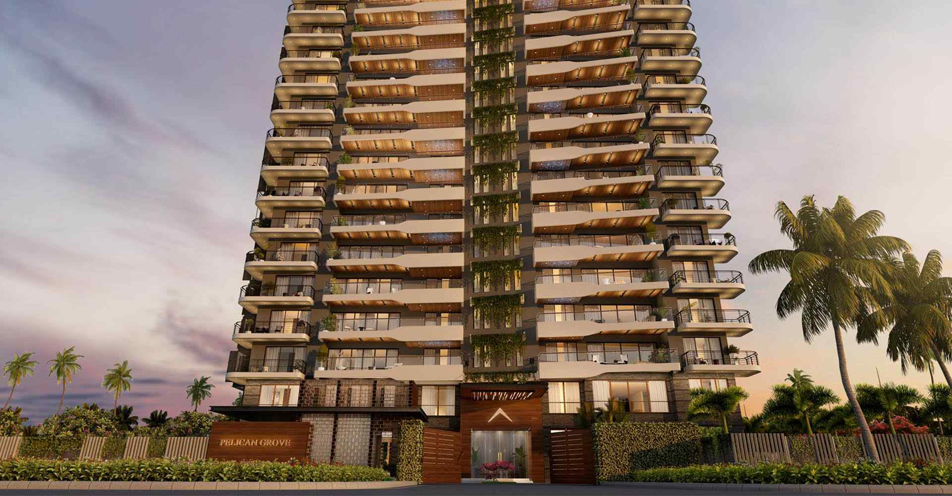 Maia Pelican Grove | Residential apartments for sale in bangalore